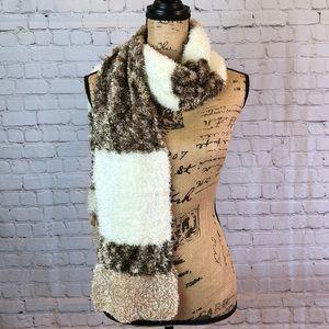 St. John's Bay soft plushy scarf